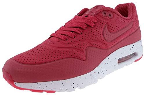 Nike Herren Air Max 1 Ultra Moire Turnschuhe, Rojo Terra Red-White, 42 - Nike Ultra Moire