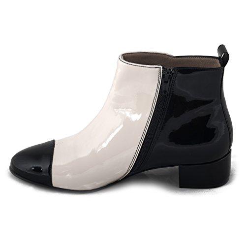 NAE Janeth White - vegane Schuhe 41
