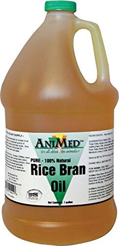 Durvet Animed Rice Bran Oil 1 Gallon – 90422