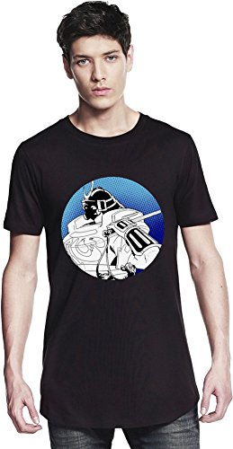 Graphic Sodom Illustration Long T-shirt Small