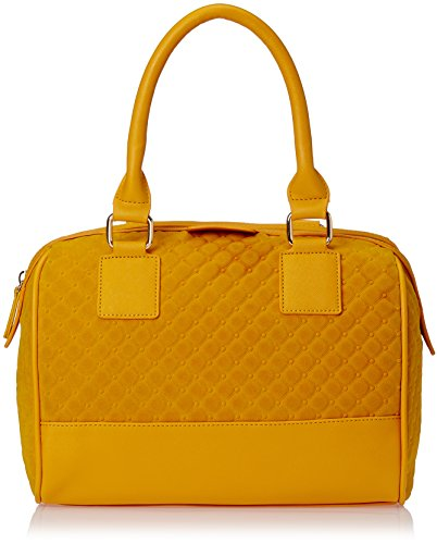 Sugarush Pebble Women's Shoulder Bag (Yellow)