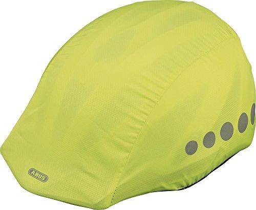 Abus Unisex Regenkappe für Helm, gelb, Universal