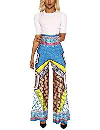 Amazon.fr   pantalon africain femme - Jaune   Vêtements d53453ea3e4