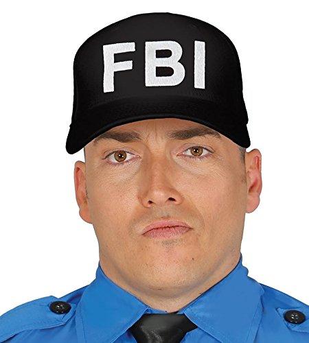 Gorra FBI - Sombreros