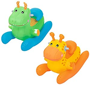Bestway 52220 Juguete Inflable - Juguetes inflables (Interior, Animales,, Vinilo, 1 año(s), 3 año(s))