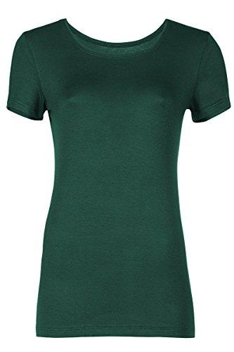 Starlet Loungewear ½ Arm Shirt 80833-55 GR. 36 bis 50 Schilf