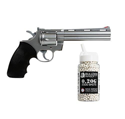 UHC UA938 Python Revolver 6