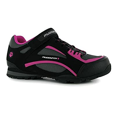 Muddyfox Womens TOUR100 Low Ladies Cycling Shoes Sport Cycle Trainers from Muddyfox