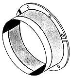 Bundkragen lose, 275x275x50 mm, für 250er Rohre