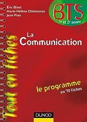 La communication en 70 fiches