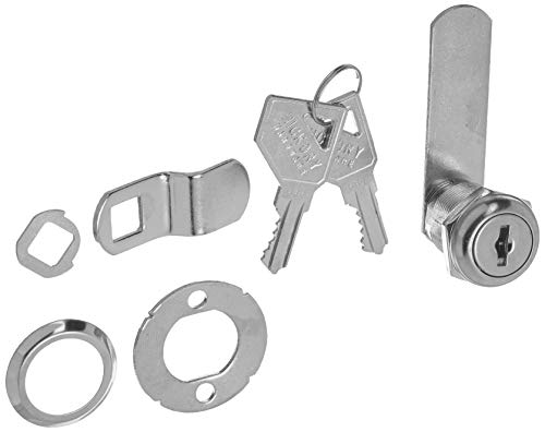 First Watch Sicherheit 1378 Schrank und Schublade 7/20,3 cm Utility Cam Lock Finish, Chrom -
