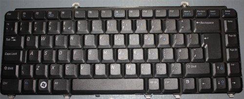 Dell Inspiron 1545 Noir Royaume-Uni Clavier pour ordinateur portable (PC) de remplacement (KEY49)