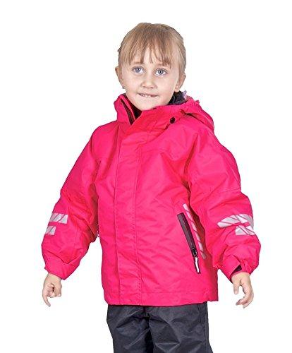 Skijacke 2-teilige Winterjacke Kinderjacke Schneejacke Sportjacke Mädchen