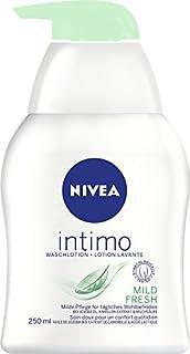Nivea Intimo Mild Fresh Waschlotion, für den Intimbereich, 4er Pack (4 x 250 ml) (B00BMTY7Z2) | Amazon Products