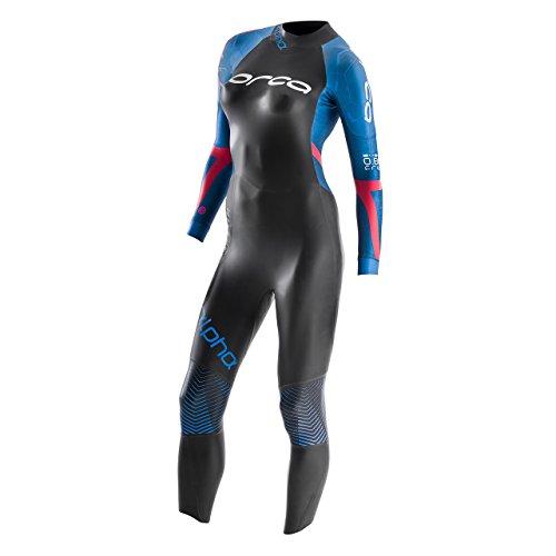 Orca 1.5 Alpha Fullsleeve Wetsuit Women Black Größe M 2019 Triathlon-Bekleidung