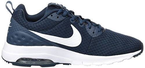 Nike Air Max Motion Lw, Chaussures de Running Homme Bleu (Armory Navy/white)
