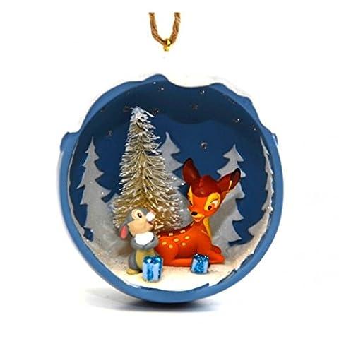 Disney Bambi et Thumper Décoration d'arbre de Noël, Disneyland