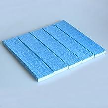 reyee plisado filtros 5hojas de repuesto para purificador de aire Daikin mc70kmv2/mck57lmv2