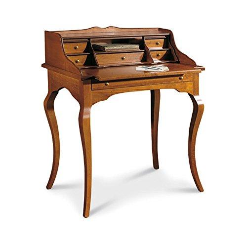 InHouse srls Scrittoio, arte povera, in legno massello e mdf con ...