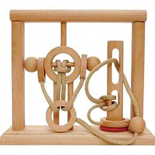 D-Toys - Puzzle de Madera (DTIQ64349)