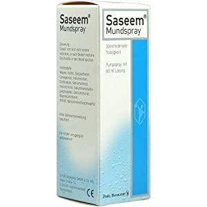 SASEEM Mundspray Pumploesung, 60 ml