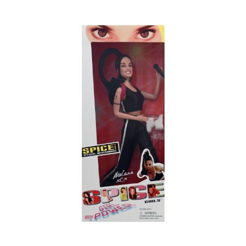 Spice Girls Sporty Spice Mel C. Large Doll by Galoob Toys
