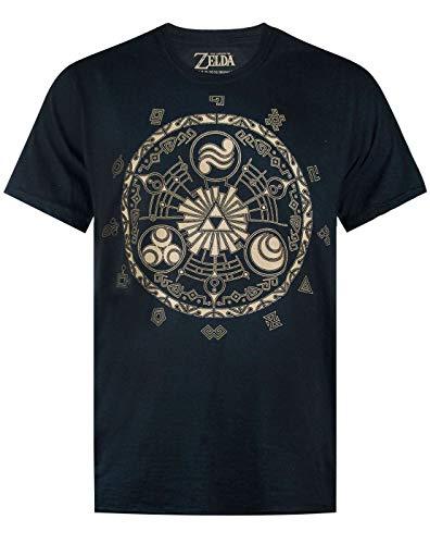Zelda The Legend of Runes Men's T-Shirt(L)