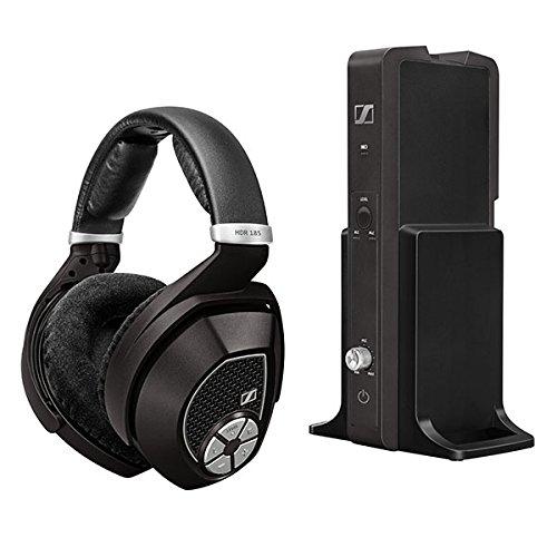 Sennheiser RS 185 RF Wireless Headphone System  Black