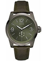 Guess Herren - Armbanduhr Analog Quarz W12108G1