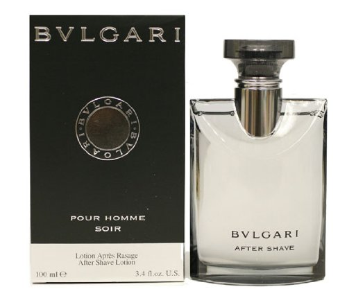 Preisvergleich Produktbild Bvlgari - Pour Homme Soir After Shave Lotion 100 ml