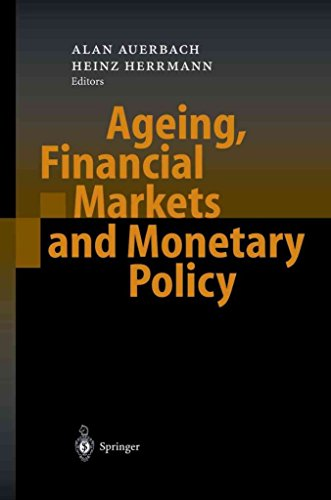 [(Ageing, Financial Markets and Monetary Policy)] [Edited by Alan J. Auerbach ] published on (December, 2010) par Alan J. Auerbach