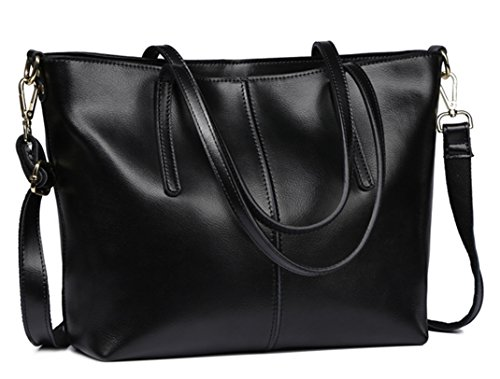 Ghlee - Borsa a tracolla donna Black