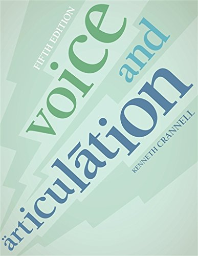 PDF] Download Voice and Articulation By - Kenneth Crannell