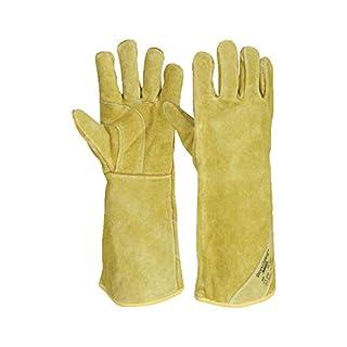 43-216 ActivArmr?« WorkGuard?äó Yellow Welding Gloves - Size 9