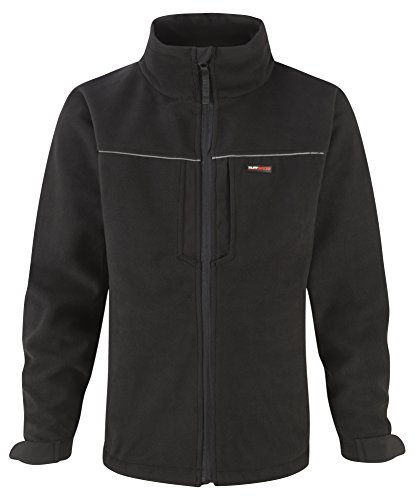 tuffstuff-277-bk-l-large-rockland-fleece-soft-shell-jacket-black