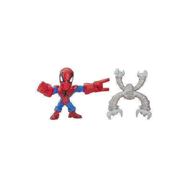Marvel – Super Hero Mashers Micro – Spider-Man – Figura Personalizable 5 cm 1