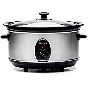 Sabichi Haden 3.5L Slow Cooker/Electric Multi-Function Cooker/Rice Cooker