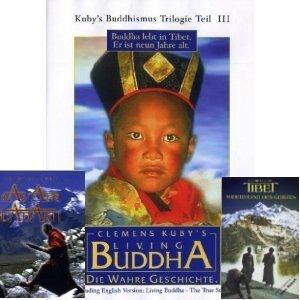 Clemens Kuby : Kuby's Buddhismus Trilogie Tl.1-3 (DVD SET) Lernen Sie Chinesisch Dvd