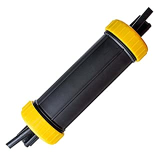 Heitronic Dosenmuffe für  Kabelverbindung, klein, FDM 1, Länge: 190  mm 730275