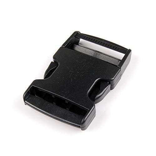 Sac 20mm//17mm Side Release Buckle Avec Centre Verrouillage Collier De Chien Sac à Dos