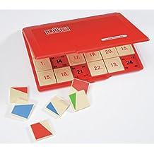 LÜK: Kontrollgerät mit 24 Aufgabenplättchen (Bild kann abweichen)
