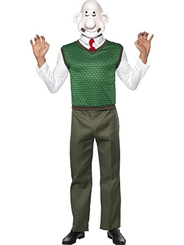 Original Wallacekostüm Wallace Kostüm Comic Figur M