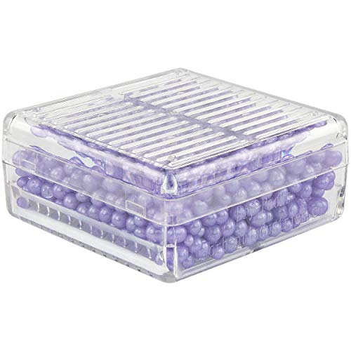 Aroma-Dri 50 g Parfum Lavande Gel de silice Plastique Bidon
