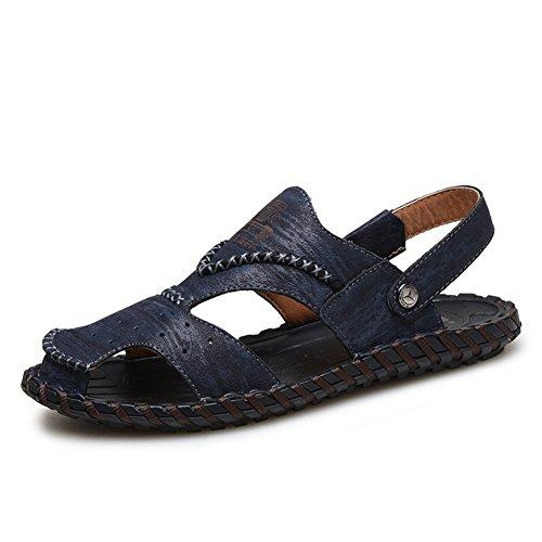 été Sandales d'homme Baotou/Double usage chaussures de caractère B