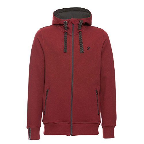 Recolution Zipper Classic Dark Red