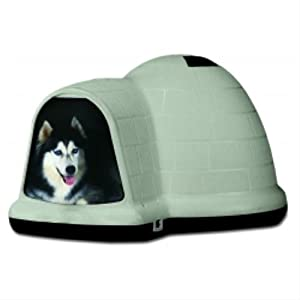"Petmate - Indigo Igloo Style Dog Kennel - Extra Large 52""(L) x 39""(W) x 30(H)"""