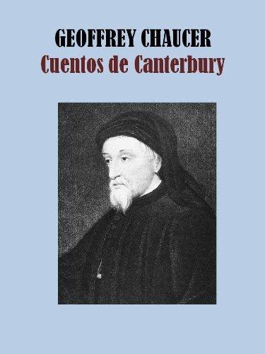 CUENTOS CANTERBURY por GEOFFREY CHAUCER
