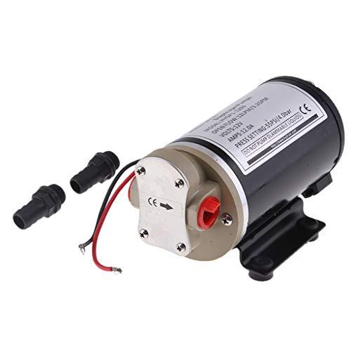 B Blesiya Pompe à Essence électrique Pompe Haute Pression Automatique