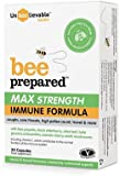 Unbeelievable Health Bee Prepared Max Strength - Pack of 20 Capsules