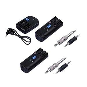 PT-04S 2 in 1 Wireless Studio & Blitzauslöser mit 2 Empfänger für Sony & Konica Minolta Kamera & Sony F36AM, F42AM, F56AM, F58AM, Minolta 3600HSD, 5400HSD, 5600HSD Speedlite